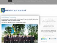 maennerchor-ruethi.ch