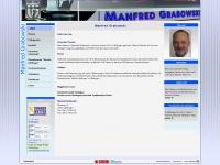 manfredgrabowski.de Webseite Vorschau