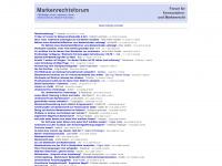markenrechtsforum.de