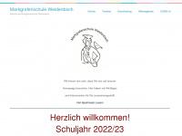 Markgrafenschule-weidenbach.de