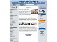 marktplatz-oberhaid.de Webseite Vorschau
