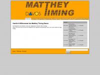 Mattheytiming.ch