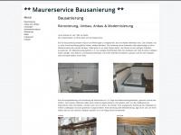 maurerservice.de