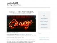 amizade.ch Webseite Vorschau