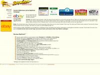 baywotch.de Webseite Vorschau