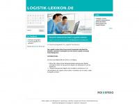 logistik-lexikon.de Webseite Vorschau