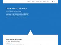 medizinstudent.at Webseite Vorschau
