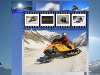 mega-events.ch Webseite Vorschau