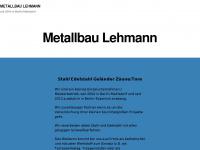 metallbau-lehmann.de