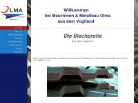 metallbau-olma.de