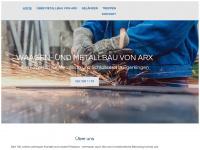 metallbauvonarx.ch