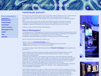 metallographie-ausbildung.de