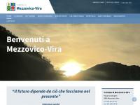 mezzovico-vira.ch Webseite Vorschau