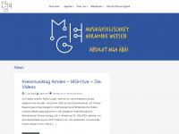 mghweesen.ch Webseite Vorschau