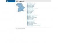 kita-bayern.de Webseite Vorschau