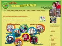 kinderspielvogtland.de Webseite Vorschau