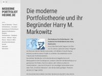moderne-portfoliotheorie.de