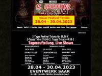 hexentanz-festival.de