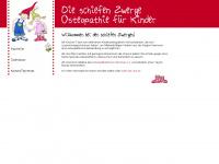 kinderosteopathie-in-hannover.de Webseite Vorschau