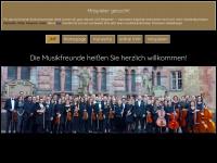 Musikfreunde-heidelberg.de
