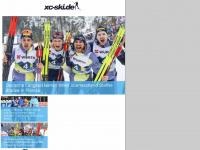 xc-ski.de Webseite Vorschau