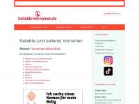 beliebte-vornamen.de