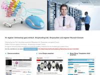 zzshop.de Webseite Vorschau