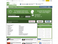 1a-stellenmarkt.de Webseite Vorschau