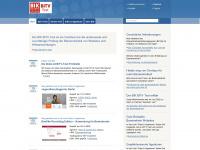 bitvtest.de Webseite Vorschau