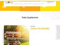 akinpalet.com Webseite Vorschau