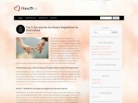 18bis29.de Webseite Vorschau