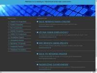 1a-umzug.at Webseite Vorschau