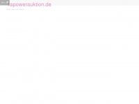 1apowerauktion.de Webseite Vorschau