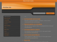 4bilder.de Webseite Vorschau