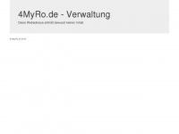 4myro.de Webseite Vorschau