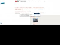drk-baden-wuerttemberg.de Webseite Vorschau
