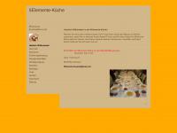 5elemente-kueche.de Webseite Vorschau