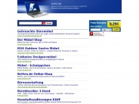 amini.de Webseite Vorschau