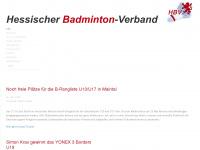 hessischer-badminton-verband.de