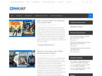 kinocast.net Webseite Vorschau