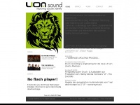 Lion-sound.com