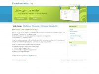 kontaktformular.org