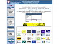 kiel-adressbuch.de Webseite Vorschau