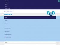 beb-ev.de Webseite Vorschau