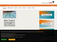cdu-ratsfraktion-bochum.de Webseite Vorschau