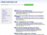 Chat-extrem.ch