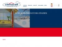 climacell.at Webseite Vorschau