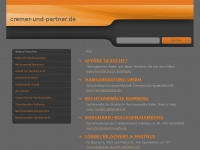 cremer-und-partner.de Webseite Vorschau