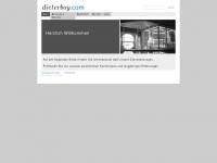 dboy.de Webseite Vorschau