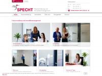 hausverwaltung-specht.de